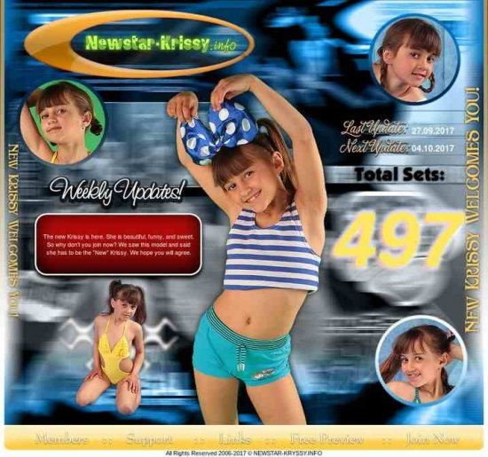 Model Krissy