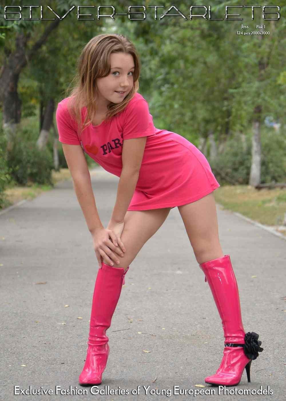 Model Jess