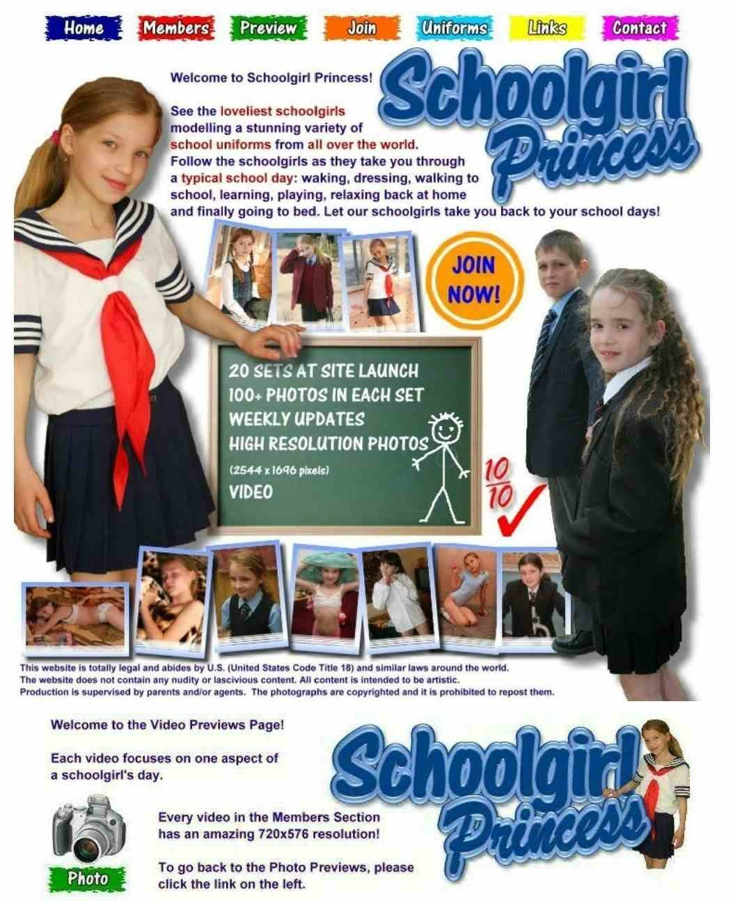 Schoolgirl Princess
